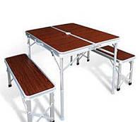 Набор складной мебели для кемпинга, 2 скамьи