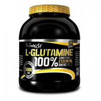 100% l-glutamine 500 g (глютамин)