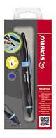 Ручка шар.с функцией touch screen для левши  STABILO SMARTball,синяя411410
