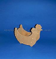 Курочка №2 (Конфетница. Коробочка) заготовка для декупажа и декора (МДФ)