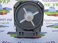 Насос (помпа) ASKOLL TYPE.M114 для стиральной машины, 3 защелки, клемы сзади., фото 1