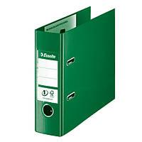 Банковская папка-регистратор Esselte No.1 Power,  75 мм, зеленый468960