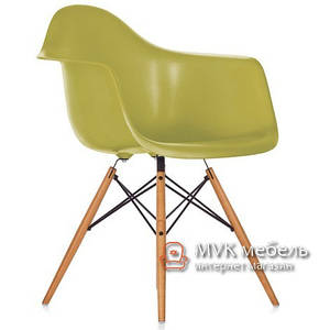 "Кресло ""Тауэр Вуд"" зеленое"