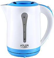 Чайник электрический 2,5Л. Adler AD 1244 Польша!, фото 1