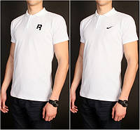 Футболка мужская поло Reebok Nike Рибок Найк