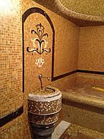 Облицовка Мозаикой (бани,сауны,бассейны) занимаемся строительством коттеджей и частных домов., фото 1