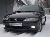 Реснички на фары Opel Veсtra B