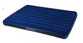 Матрац надувний Intex Classic Downy Airbeds 68758 (191х137х22см)