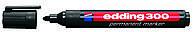 Маркер Permanent e-300 1,5-3 мм круглый, черный 1389