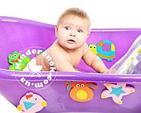 Набор аква-пазлы KinderenOK Bath 'n Puzzles
