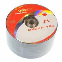 Диски Videx Mamba DVD+R 4.7Gb 16x bulk 50