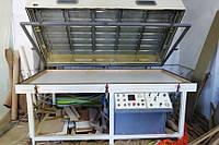 Мембранно вакуумный пресс бу Инстанкосервис VPL27A для отделки фасадов пленкой ПВХ и шпоном (13/11 г.)