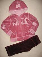 Велюровый костюм Karen p.80