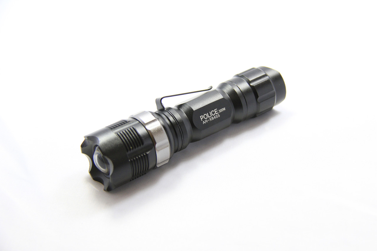 Фонарь Police AR-X 8455 на батарейках (1 х АА)