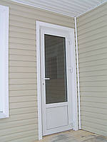 Входные металлопластиковые двери WinOpen 700*2100