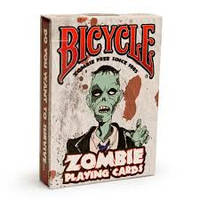 Карты Bicycle Zombie