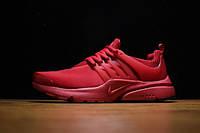 Мужские крассовки Nike Presto Red