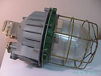 Светильник взрывозащищенный НСП 23-200-001 степень защиты 2ExеdІІCТ2 под лампу 200Вт 220В  типа СШС.2.1