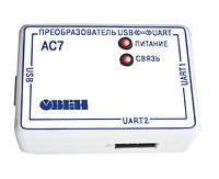 Автоматический преобразователь интерфейса USB/UART