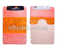 """Комплект ковриков для ванной """"Peach"""""""