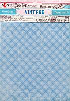 Бумага для декупажа, Vintage, 2 листа 40*60 см952471