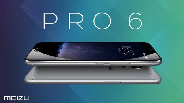 Meizu Pro 6 – покупай продукт инновационных технологий!