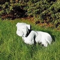 Статуя Бульдог