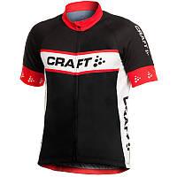 Велофутболка  Craft  Ab Logo Jersey 9900  Black  S