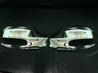 Хром накладки на Mercedes Vito 639 Viano накладки на зеркала Нержавеющая сталь
