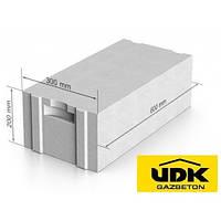 Газобетон UDK 600x200x300