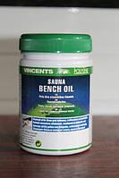 Защитное средство для банных полок, Sauna Bench Oil, 0.25 litre, Vincents Polyline