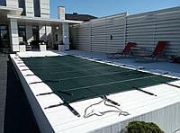 Защитное зимнее (батутное) накрытие для бассейна Shield