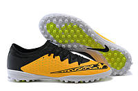 Бутсы многошиповки Nike Elastico Finale III TF Yellow, фото 1