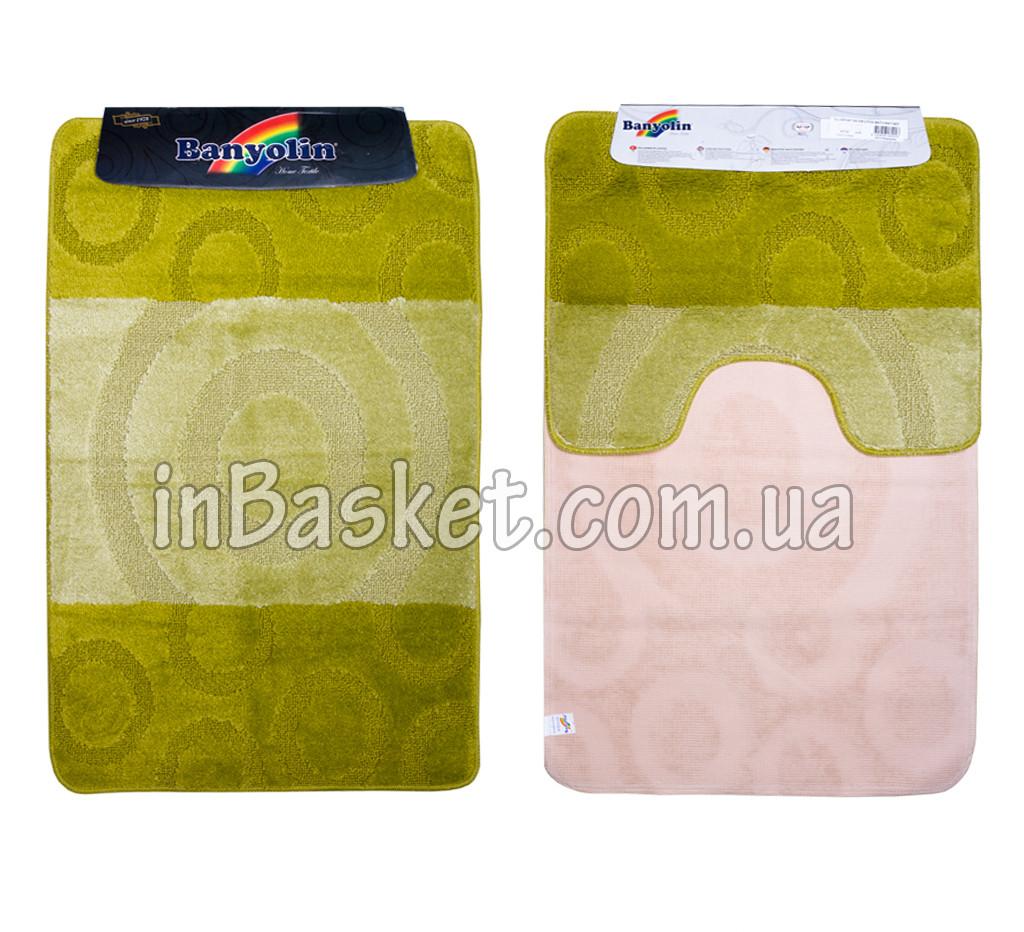 """Комплект ковриков для ванной """"Avokado"""""""