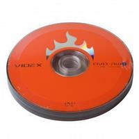 Диски Videx DVD-RW 4.7 Gb 4x bulk 10