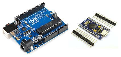 Копії та аналоги контролерів Arduino