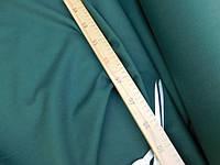 Костюмная полушерстяная ткань (оливковый зеленый)