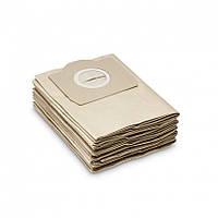 Бумажные фильтр-мешки (5 шт.) к WD 3