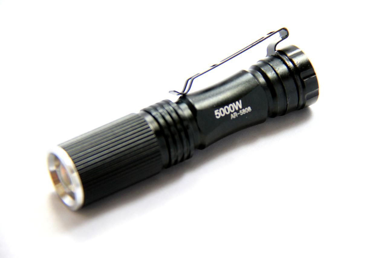 Фонарь Police 5808 на батарейках (1 х АА)