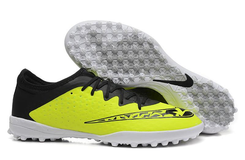 Бутсы многошиповки Nike Elastico Finale III TF Light Green