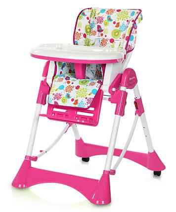 Стульчик для кормления Euro Cart Baila Candy Pink, фото 2