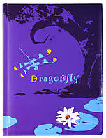 Блокнот  Дитяча серія , А6, обкл. - карт./порол., 80 арк., кліт.,  Бабка O20326-12