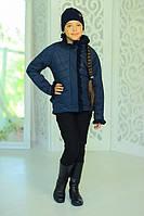 Куртка «Одри», джинс