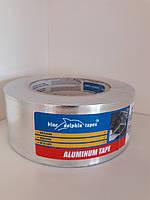 Скотч алюминиевый 50метров х 48мм Blue Dolphin
