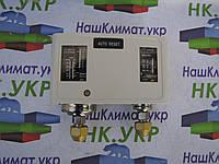 Реле давления YK306 сдвоенное автоматическое для холодильных установок и агрегатов