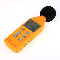Шумомер – средство измерения уровня шума