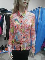 Шелковая блузка KENZO