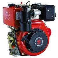 Дизельный двигатель WEIMA WM186FВ (9,5 л.с.,под шлицы или шпонку)
