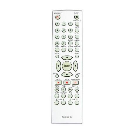 Пульт ДК BBK  DVD RC019-01R