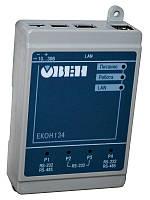 Преобразователь интерфейса Ehternet – RS232/RS485